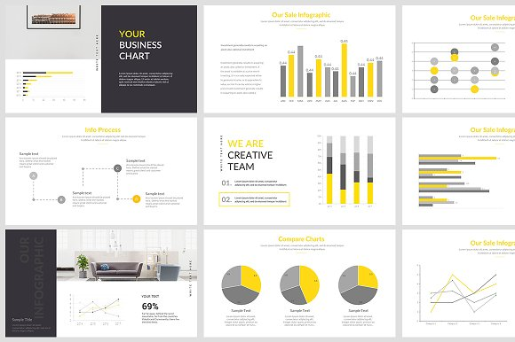 Eris Creative Powerpoint Template in Presentation Templates - product preview 4
