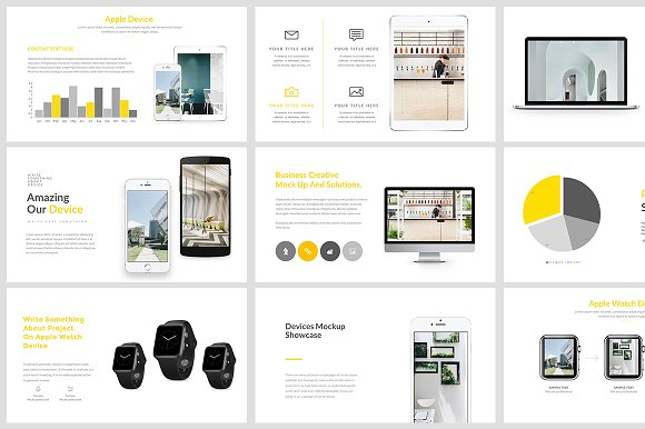 Eris Creative Powerpoint Template in Presentation Templates - product preview 5