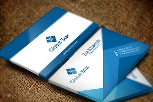 Global Star 3 Business Card