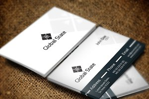 Global Star Business Card
