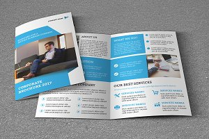 Business Brochure Template-V647