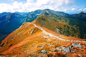 Tatry Mountains, Carpathia.