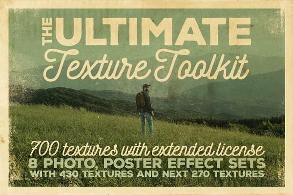 The Ultimate Texture Toolkit