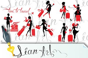 Fashion Girls travels