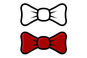 Bow Tie Icons