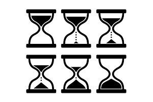 Sand Clock Set