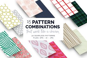 Pattern Combinations