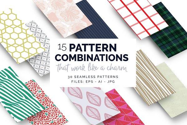 Pattern Combinations