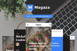 Premium Ionic 1 Theme : Magaza
