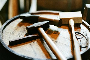 Bourbon Distillery Tools