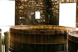 Bourbon Whiskey Distillery Woodford