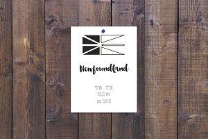 Newfoundland Graphic