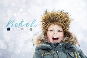 Bokeh & Sparkle Overlays