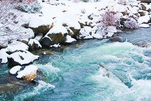 Wintery Water