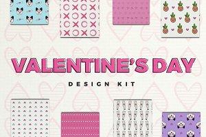 Valentine's Day Desing Kit - BUNDLE