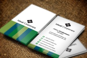 Ideal Corporate Business Card