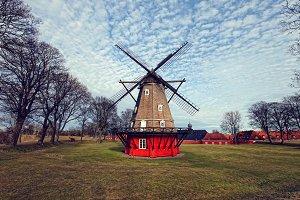 Copenhagen windmill
