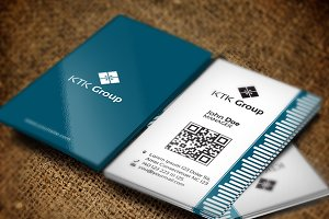 KTK Group Business Card