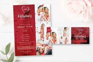 Valentine's Mini Session Bundle