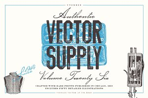 Unember Vector Supply Volume 26