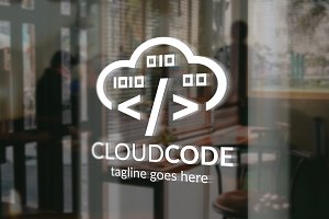 Cloud Code Logo
