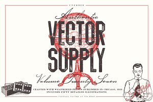 Unember Vector Supply Volume 27