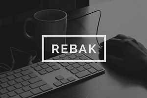 Rebak - Personal WordPress Theme
