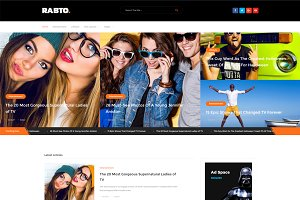 Rabto - Magazine And Blog Theme