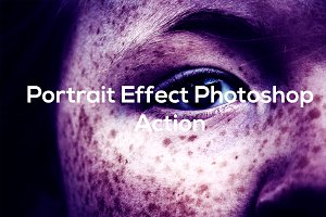 Portrait Effect Action