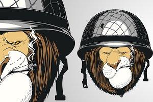Leo soldier helmet