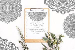 50% OFF! Mandala Collection