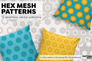 Geometric Patterns + FREE colourway