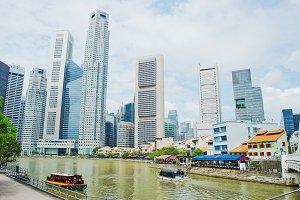 Singapore Quayside