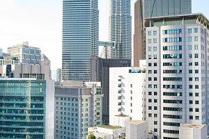Kuala Lumpur modern architecture