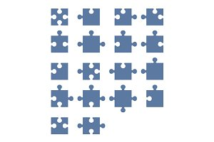 Jigsaw Puzzle Blank Constructor