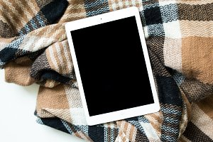 iPad Styled Stock Image