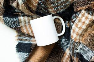 11oz Mug Styled Image