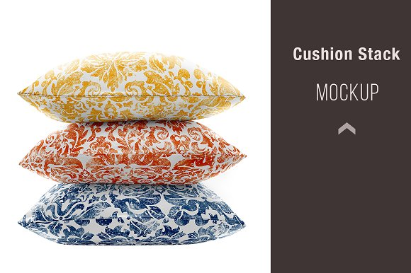 Download Pillow stack MOCK UP