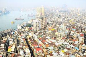 Macao architecture