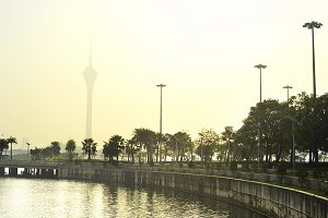 Macau Tower Convention view