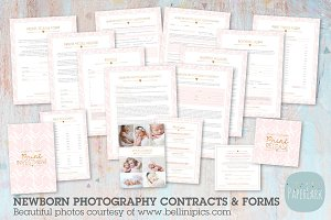 NG035 Newborn Photography Forms