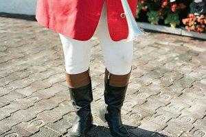 Horse Race Bugler