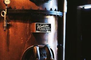 Copper Bourbon Distillery