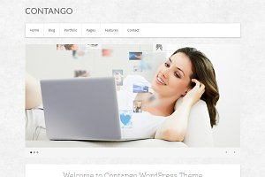 Contango WordPress Theme