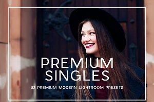 32 Premium Modern Lightroom Presets