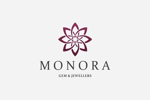 Gem & Jewellers Logo