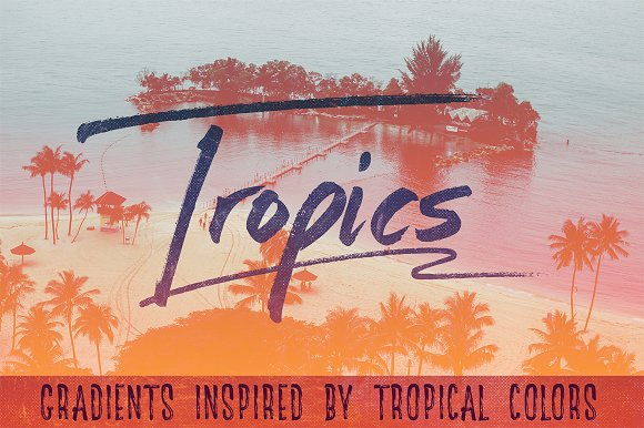 Tropics 25 Tropical Gradients