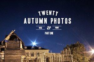 20 HighRes Autumn Pictures