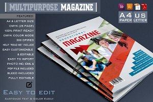 College University Magazine