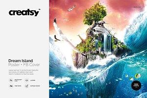 Dream Island Poster